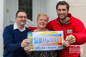 Wayne and Janet can't wait to have their dream wedding thanks to their prize money