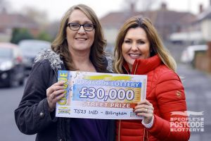 Nikki is going to treat herself to a new car with her winnings