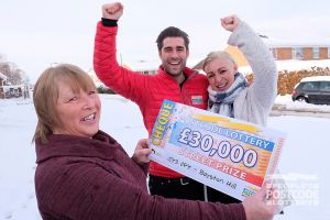 Ann is planning to buy a new holiday home with her winnings