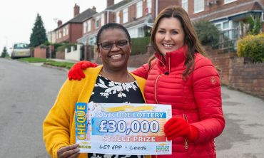 Margaret has got 2019 off to a flyer - she's won an amazing £30,000