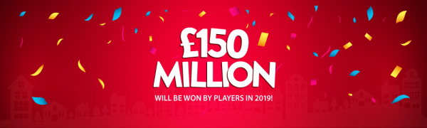 £150 Million will be won by players in 2019 (Mobile)