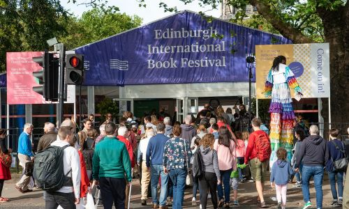 17 days of culture and conversation have come to an end for another year at the Edinburgh International Book Festival