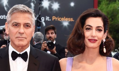 George and Amal Clooney will be collecting an award at the People's Postcode Lottery's Charity Gala in March