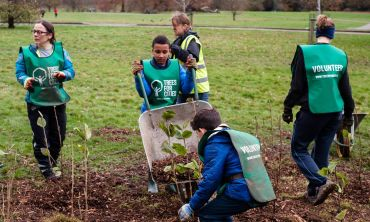 Charity Trees For Cities gets involved with local communities to cultivate lasting change in neighbourhoods