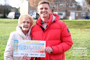 Pamela is planning to get a new kitchen with her winnings