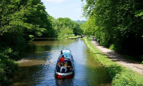 Canal & River Trust works to transform waterways into spaces people can spend time and enjoy