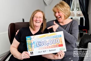 Sisters Susan and Joyce are planning to enjoy a lovely spa break with the prize money