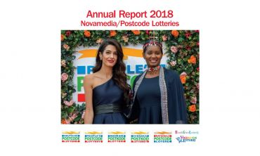 Novamedia/Postcode Lotteries Annual Report 2018