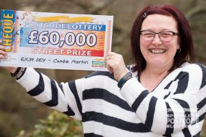 Julie plans to move house with her winnings
