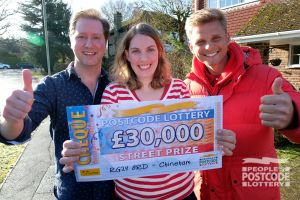 Jason and his wife Beth are planning to take their children on a fantastic holiday with their winnings
