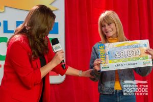 Jacqui will be treating her family to a holiday in Spain with her winnings