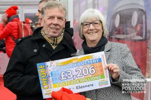 In Ellesmere, 433 other winners took away amazing prizes between £3,206 and £9,618