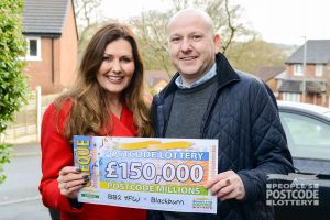 Craig has plans to treat his partner with his winnings. A holiday may be on the horizon