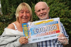 Ken and Joan plan on treating themselves to another holiday with their prize money