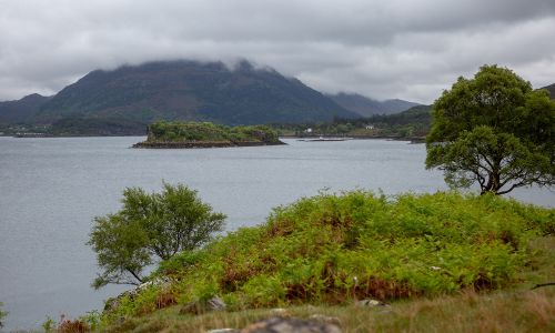 The stunning Ben Shieldaig in Wester Ross, which our players helped the Woodland Trust to purchase