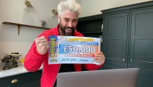 Today's £50,000 Street Prize has landed in a lucky postcode in Rugby