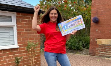 Judie reveals a mammoth windfall for each of our four New Eltham winners with the full winning postcode