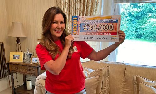 Today's £30,000 Street Prizes are heading to four lucky players in Spalding
