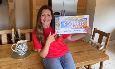 Today's £30,000 Street Prizes are heading to two lucky players in Blantyre
