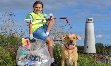 Last year, volunteers collected tonnes of litter at the Keep Britain Tidy Great British September Clean