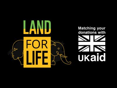 Land For Life And UK Aid Match