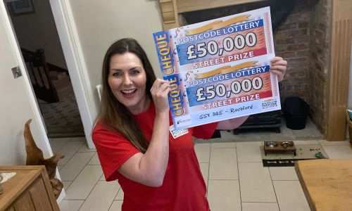 Judie reveals thrilling £50,000 Street Prizes for ten lucky players in Rochford
